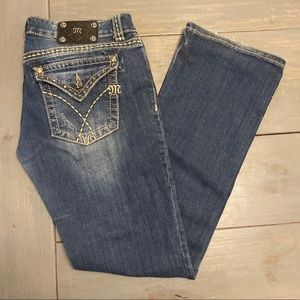 Miss Me Boot Cut Jeans - Size 31